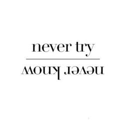 Never-Try-Never-Know-Sweaty-Wisdom